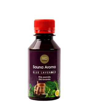 Изображение SAUNA AROOM EKOHOUSE BLUE LAVENDER 120ML