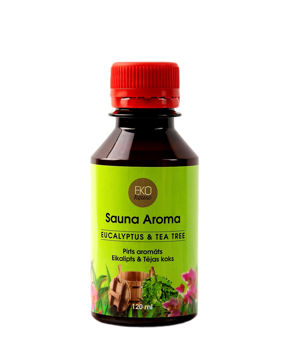 Picture of SAUNA AROOM EKOHOUSE EUCALYPTUS&TEA TREE 120ML