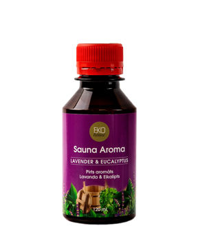 Picture of SAUNA AROOM EKOHOUSE LAVENDER&EUCALYPTUS 120ML