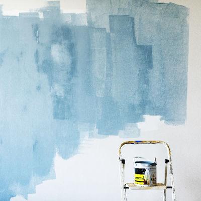 Sisekujundusvärvide, põranda viimistluse, lae- ja seinavärvide sobitamine