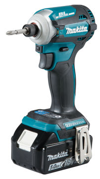 Picture of CORDLESS IMPACT SCREWDRIVER MAKITA DTD171T 18V 5,0AH