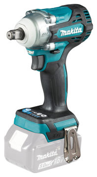 Picture of CORDLESS IMPACT WRENCH MAKITA DTW300Z 18V 330NM WITHOUT BATTERY AND CHARGER
