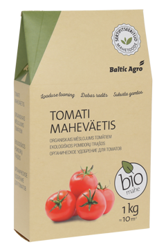 Picture of ECOLOGICAL FERTILIZER FOR TOMATOES 1 KG