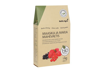 Picture of ECOLOGICAL FERTILIZER FOR STRAWBERRIES AND BERRIES 1 KG
