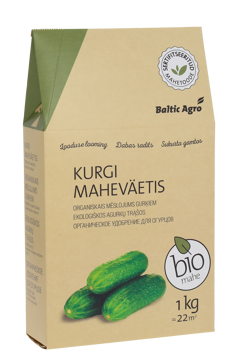 Picture of ECOLOGICAL FERTILIZER FOR CUCUMBERS 1 KG