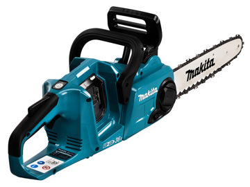 Picture of CORDLESS CHAINSAW MAKITA DUC353Z 2X18V WITHOUT BATTERY AND CHARGER