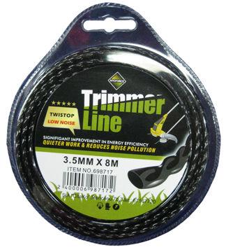 TRIMMERIJÕHV TRIMMER LINE TWISTOP 2.0MMX15M pilt
