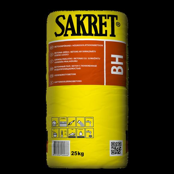 KUIVBETOON SAKRET BH 25kg pilt