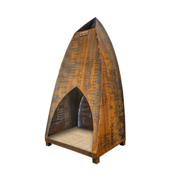 """Picture of GARDEN FIREPLACE """"CURVE"""""""