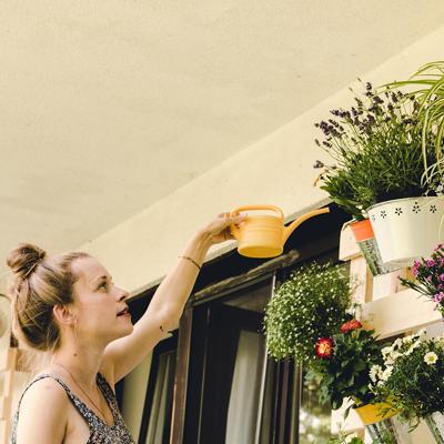 10 вопросов, которые необходимо задать себе перед обустройством сада на балконе