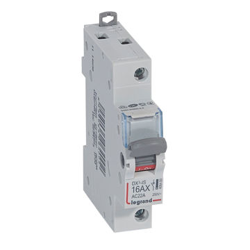 Picture of ISOLATING SWITCH LEGRAND DX3 1P 16A 1M