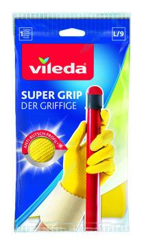 Picture of GLOVES VILEDA 624 SUPERGRIP L
