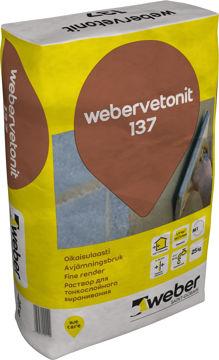 Picture of KROHVISEGU WEBER 137 25kg