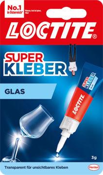 Picture of KIIRLIIM LOCTITE SUPERKLEBER GLASS 3g