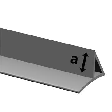FAASILIIST NAEL.RIBAGA 4/20 L=2,5M pilt