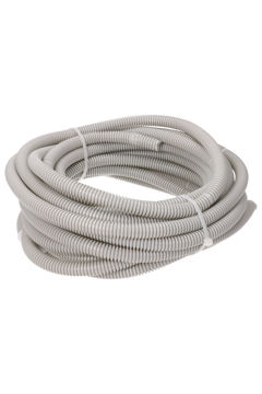 Picture of FLEXIBLE PIPE 320N 16MM 10M GREY