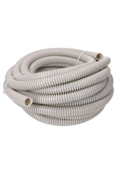 Picture of FLEXIBLE PIPE 320N 25MM 10M GREY