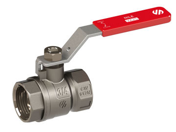 """Picture of BALL VALVE ½"""" FF LEVER HANDLE"""