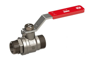 """Picture of BALL VALVE ½"""" MM LEVER HANDLE"""